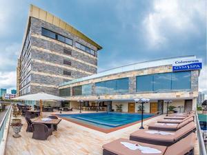 斗獸場貝斯特韋斯特優質酒店(BEST WESTERN PLUS Colosseum Hotel)