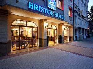 布里斯托爾貝斯特韋斯特優質酒店(BEST WESTERN PLUS Bristol Hotel)