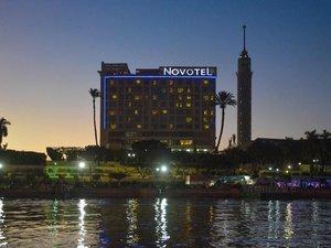 開羅薩爾瓦多博格諾富特酒店(Novotel Cairo El Borg)