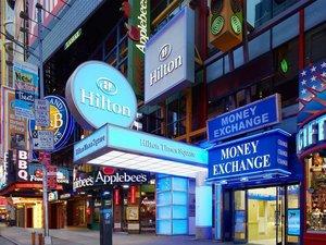 時代廣場希爾頓酒店(Hilton Times Square New York)