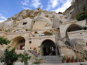 鄉村巖洞屋酒店(Village Cave House Hotel)