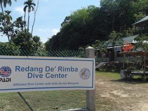 熱浪島德瑞姆巴酒店(Redang De' Rimba)