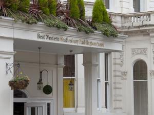 Shaftesbury Paddington Court Hotel(貝斯特韋斯特沙夫茨伯里帕丁頓法院倫敦酒店)