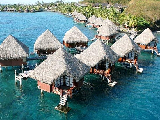 intercontinental resort tahiti (塔希提岛洲际度假酒店)