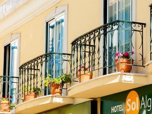 索爾阿爾加夫酒店(Hotel Sol Algarve)
