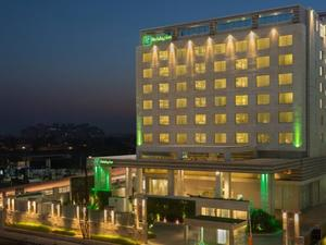 齋浦爾市中心假日酒店(Holiday Inn Jaipur City Centre)