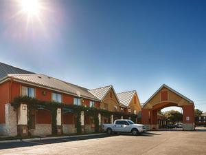 波薩達安娜機場貝斯特韋斯特酒店(BEST WESTERN Posada Ana Inn-Airport)