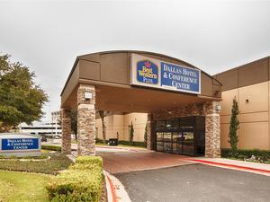 達拉斯會議中心貝斯特韋斯特優質酒店(BEST WESTERN PLUS Dallas Hotel & Conference Center)