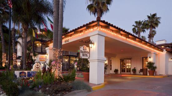 聖迭戈老城哈希恩達貝斯特韋斯特優質酒店