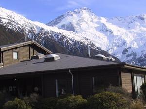 庫克山國際青年旅舍(YHA Mt Cook)