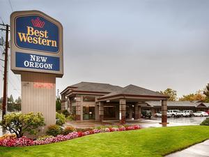新奧瑞岡貝斯特韋斯特酒店(BEST WESTERN New Oregon Motel)