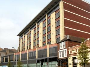 華美達諾丁漢市中心酒店(Ramada Nottingham City Centre)