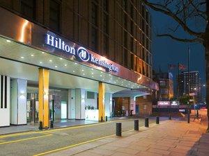 倫敦肯辛頓希爾頓酒店(Hilton London Kensington hotel)