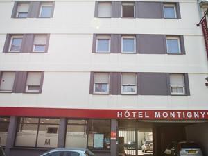 蒙蒂尼酒店(Hôtel Montigny)