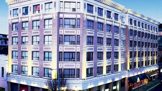 貝斯特韋斯特優質卡爾頓廣場酒店