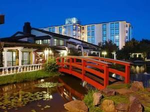 康特爾達姆施塔特酒店(Hotel Contel Darmstadt)