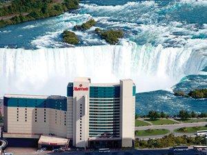 尼亞加拉瀑布瀑景萬豪酒店及水療中心(Niagara Falls Marriott Fallsview Hotel & Spa)