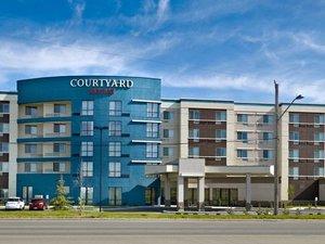 西埃德蒙頓萬怡酒店(Courtyard Edmonton West)