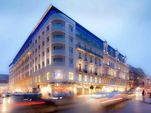 布魯塞爾中心莫奈詩鉑公寓式酒店(Aparthotel Adagio Brussels Centre Monnaie)