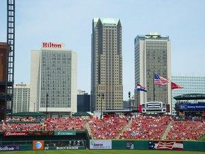 聖路易斯棒球場希爾頓酒店(Hilton St. Louis at the Ballpark)