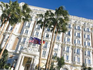 戛納卡爾頓洲際酒店(Intercontinental Carlton Cannes)