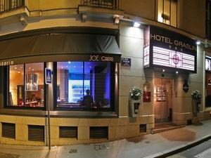 格拉斯林貝斯特韋斯特酒店(BEST WESTERN Hotel Graslin)