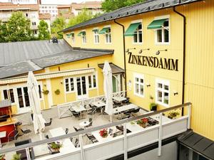 STF津肯斯達姆酒店(STF Zinkensdamm Hostel)