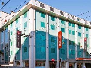 宜必思洛桑中心酒店(ibis Lausanne Centre)