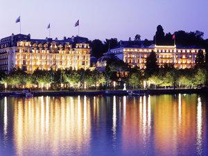 洛桑美岸皇宮大酒店(Beau-Rivage Palace)