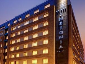 波哥大93公園希爾頓逸林酒店(Doubletree by Hilton Bogota Parque 93, Colombia)