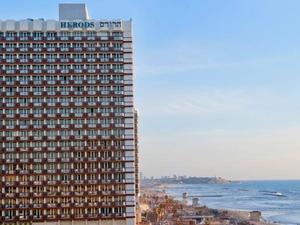 希律特拉維夫海濱酒店(Herods Tel Aviv By the Beach)