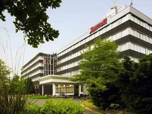 紐卡斯爾戈斯福斯帕克萬豪酒店(Newcastle Marriott Hotel Gosforth Park)