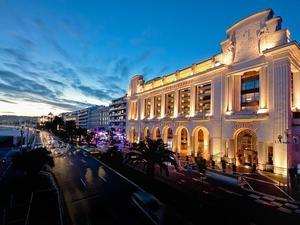 凱悅尼斯地中海宮殿酒店(Hyatt Regency Nice Palais de la Mediterranee)