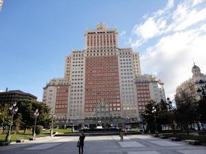 馬德里西班牙廣場美居酒店(Mercure Madrid Plaza de Espana)
