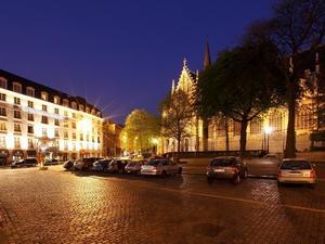 布魯塞爾薩布隆NH大酒店(NH Collection Brussels Grand Sablon)