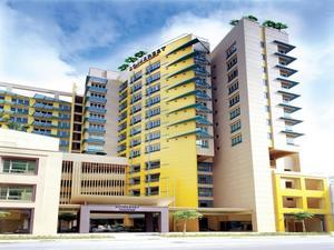 新加坡明古連盛捷服務公寓(Somerset Bencoolen Singapore)