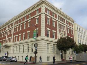 伯克利市區基督教青年會旅舍和公寓(Downtown Berkeley YMCA Hotel and Residence)