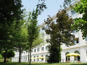 胡薩總統公園酒店(Hotel Husa President Park)