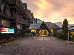 皇后鎮哈特蘭酒店(Heartland Queenstown Hotel)