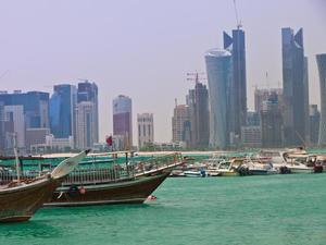 多哈馬奎斯市中心萬豪酒店(Marriott Marquis City Center Doha Hotel)