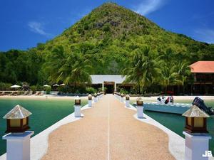 新西伯利亞希爾頓酒店(El Rio Y Mar Resort Palawan)