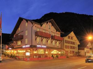羅斯勒酒店(Hotel Roessli)