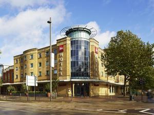宜必思倫敦斯特拉特福德酒店(ibis London Stratford)