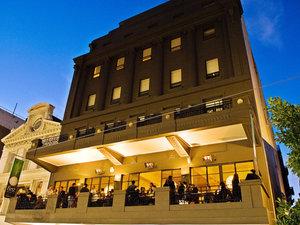 里士滿蘭德購物商場酒店(Hotel Richmond on Rundle Mall)
