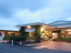 希洛會展酒店(Hilo Seaside Hotel)