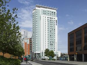 加的夫麗笙酒店(Radisson Blu Hotel Cardiff)