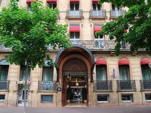 卡匹圖爾貝斯特韋斯特酒店(BEST WESTERN Hotel Les Capitouls)