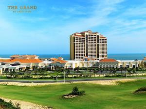 后川地帶大酒店(The Grand Ho Tram Strip Resort Vung Tau)