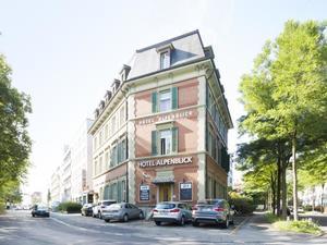 奧攀布萊克酒店(Hotel Alpenblick)
