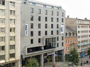拉蒂森盧森堡市公園旅館(Park Inn by Radisson Luxembourg City)